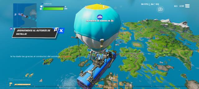Fortnite at 90 fps on OnePlus phones; how does it work?