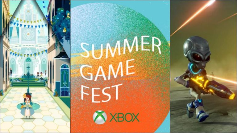 """Summer Game Fest Joins Xbox to Release """"Over 60"""" Limited-Time Demos"""