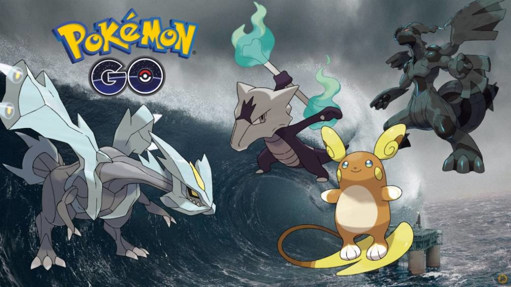 Pokémon GO | all raid bosses in July 2020: Kyurem, Zekrom and more