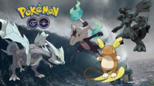 Pokémon GO | all raid bosses in July 2020: Kyurem, Zekrom and more