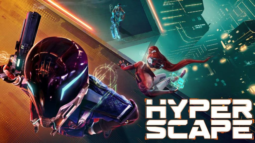 Hyper Scape, this is the new Battle Royale FPS from Ubisoft Montreal