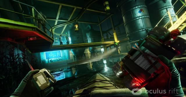Phantom review: Covert Ops for Oculus Rift