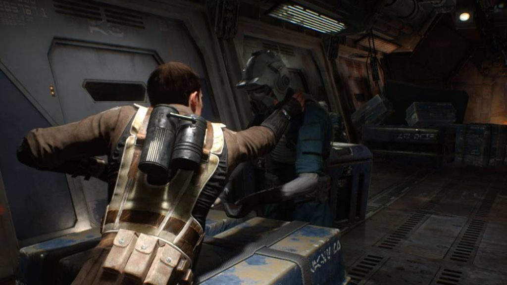 Star Wars 1313 reappears with images of its prototype