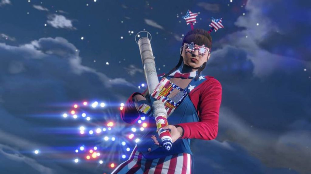 GTA Online celebrates Independence Day with rewards and discounts