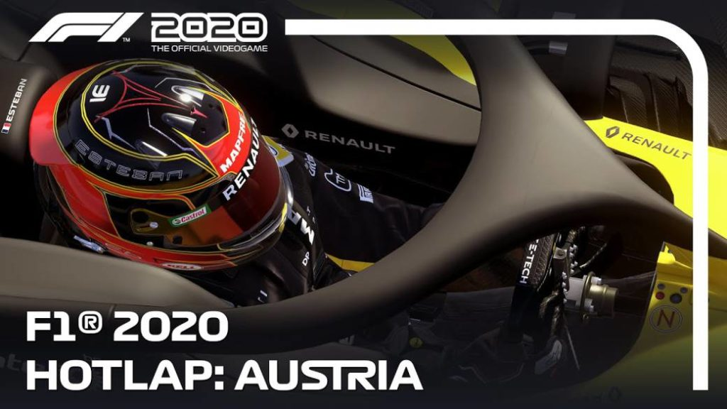 F1 2020: this is what the Red Bull Ring circuit looks like, where the World Cup begins