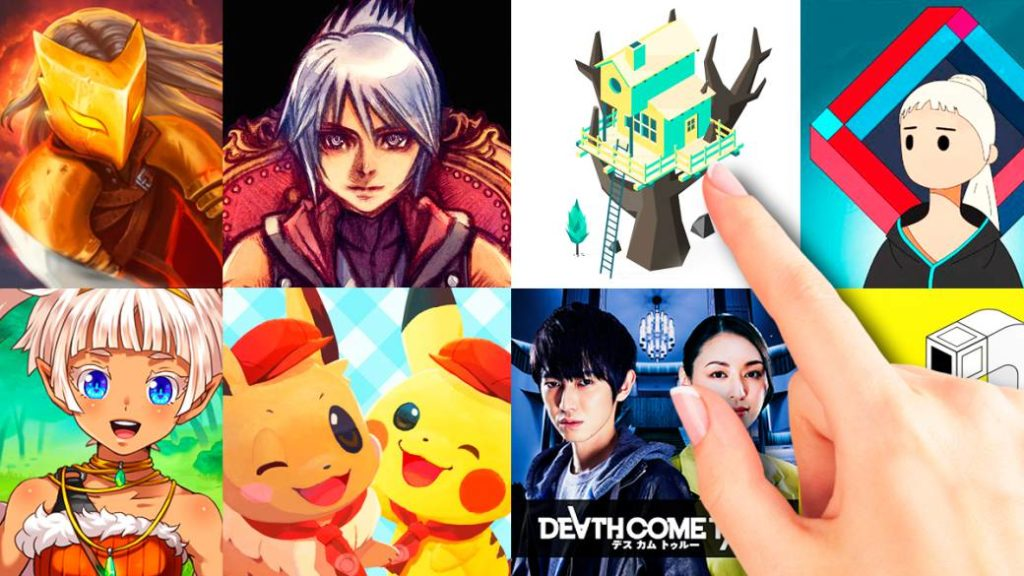 The best games for iOS and Android smartphones (compilation of June 2020)
