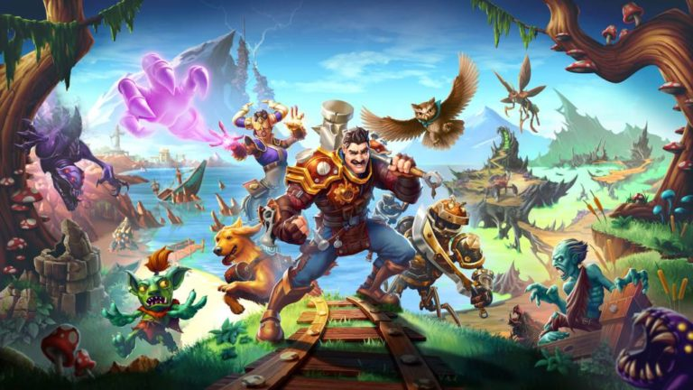 "Max Schaefer: ""Torchlight 3 has been the biggest challenge of my career"""