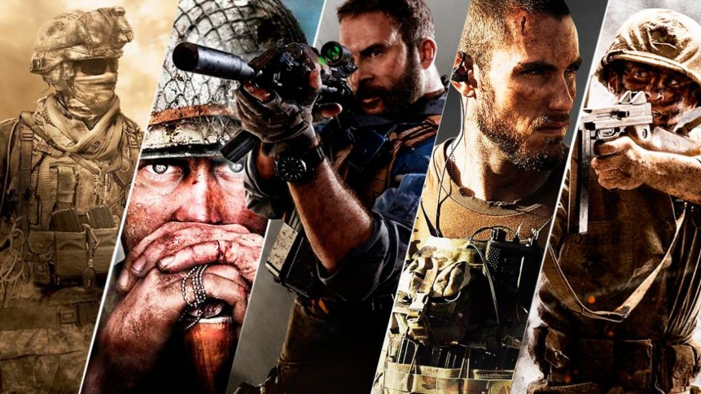 The best games of the Call of Duty saga – Top 10