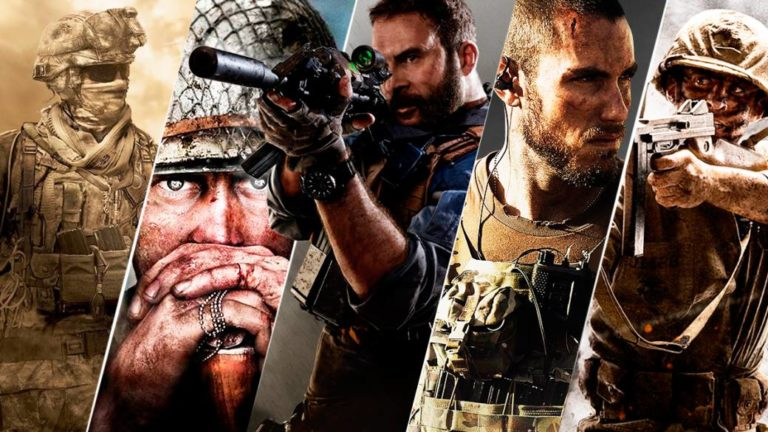 The best games of the Call of Duty saga - Top 10