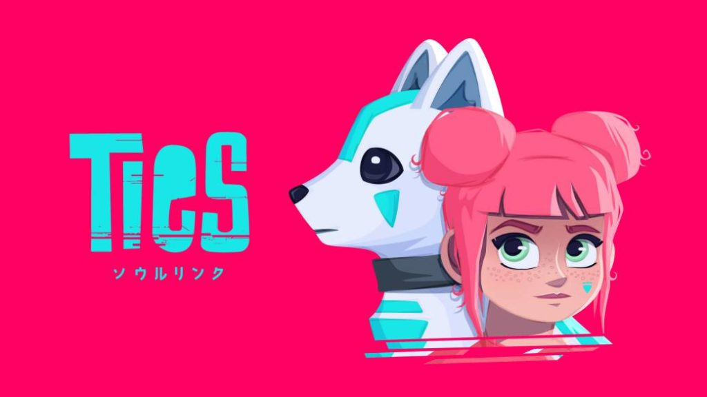 This is TIES, a new 2D open world metroidvania made in Spain