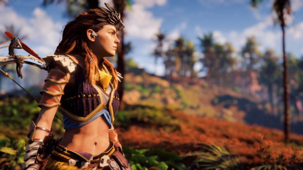 Horizon Zero Dawn (PlayStation) ranks as the best-selling game on Steam