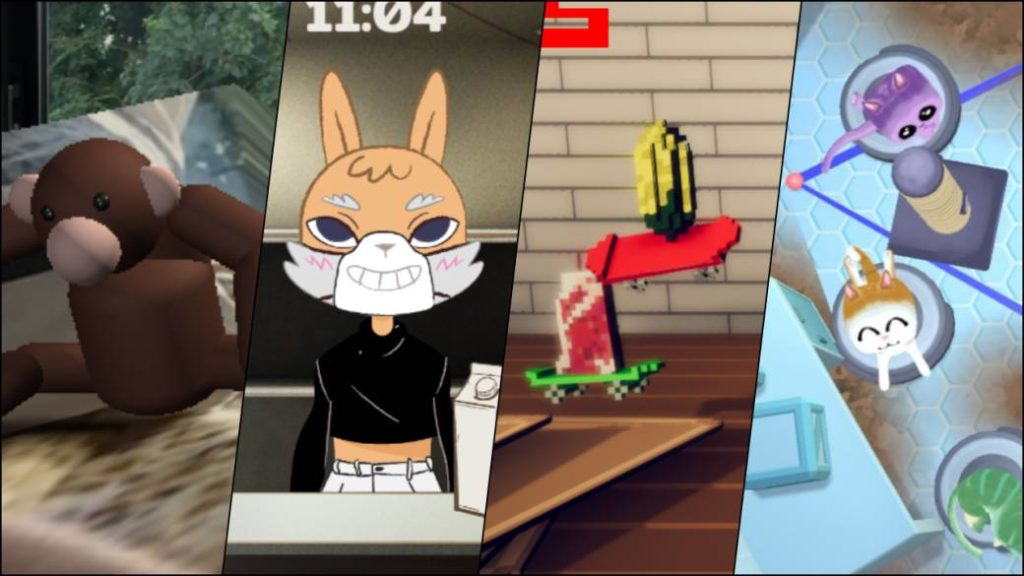 Criterion Games publishes 6 free game jam games; charitable purposes