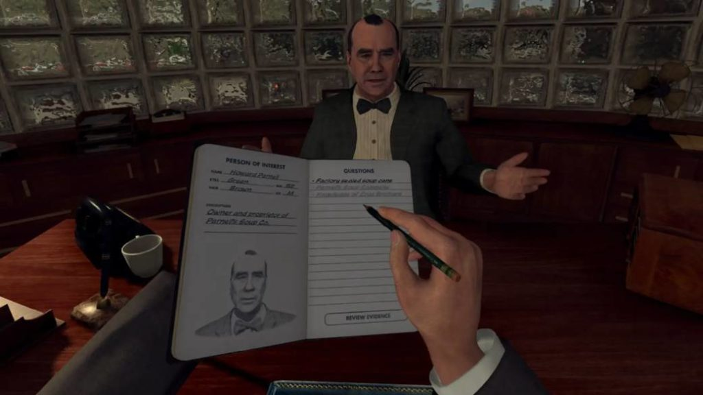 L.A. Noire: The VR Case Files creators work on a triple A in VR for Rockstar