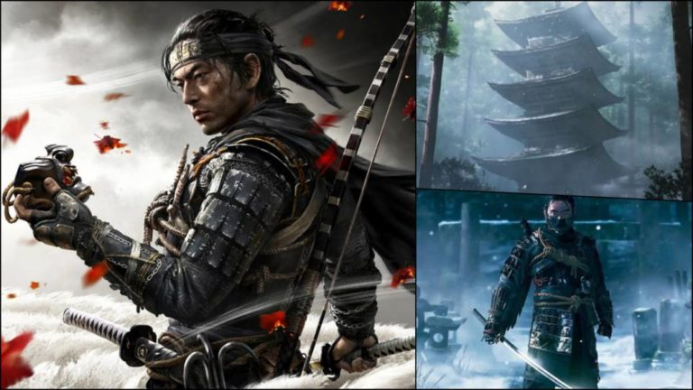 Ghost of Tsushima for PS4: release date, price and trailers