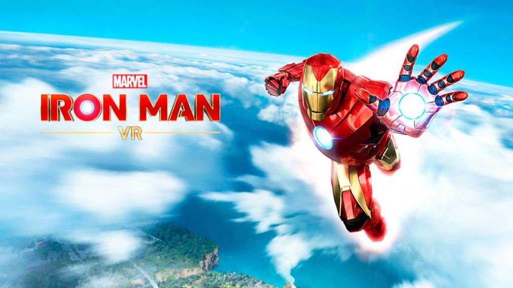 Marvel & # 039; s Iron Man VR, review: sit down Tony Stark