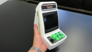 Astro City Mini, Sega presents its mini-arcade full of classics