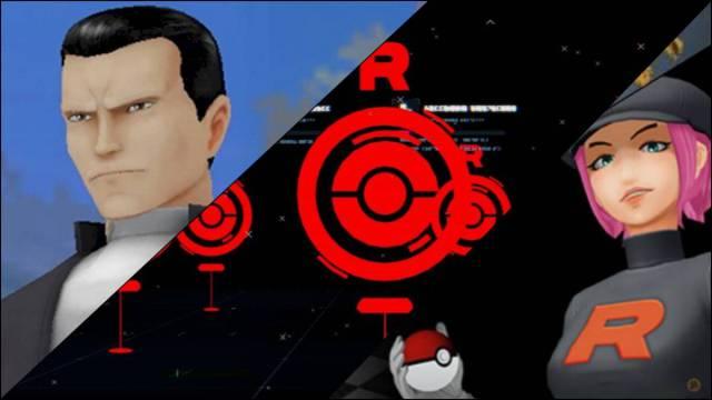 Pokémon GO: Team GO Rocket balloons arrive