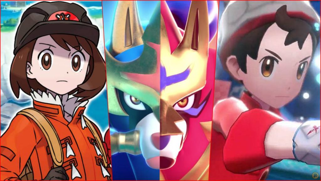 Pokémon Sword and Shield is updated to version 1.2.1; fixes various bugs
