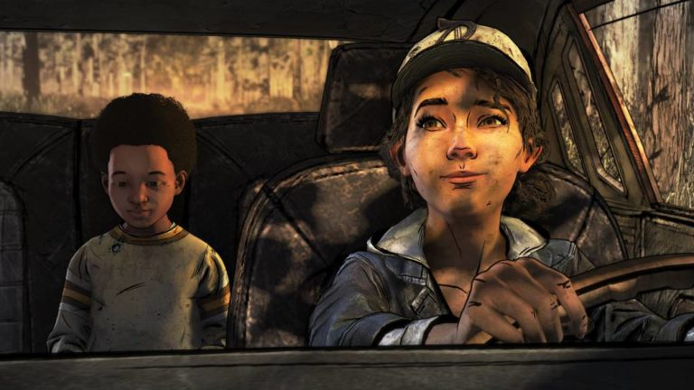 Telltale's The Walking Dead, protagonist of the new Humble Bundle