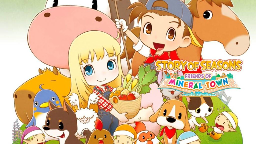 Story of Seasons: Friends of Mineral Town, Nintendo Switch review