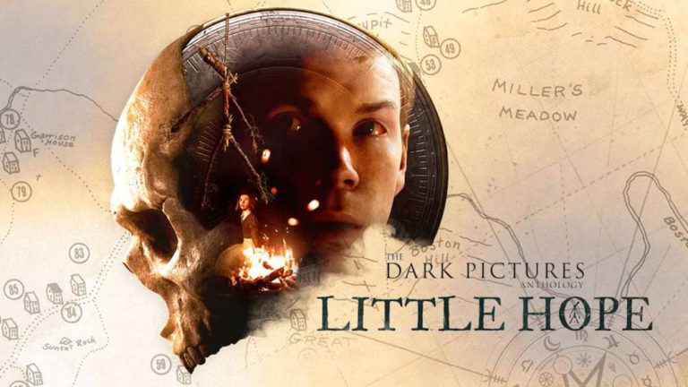 Little Hope already has a date: it comes out at the end of October