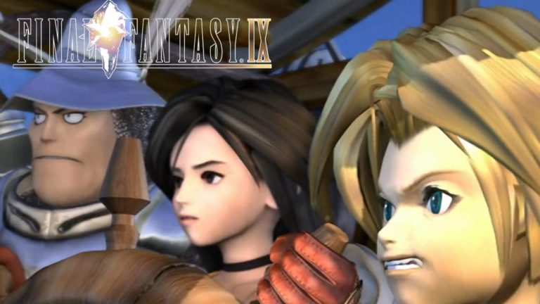Final Fantasy IX character designer would like to continue the story