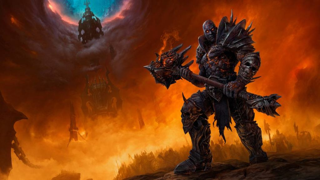 World of Warcraft Shadowlands: beta date and collector's edition