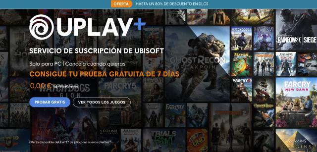 Ubisoft free