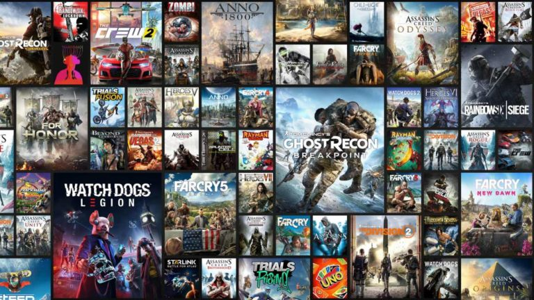 Uplay + free for 7 days: Enjoy more than 100 Ubisoft games for PC