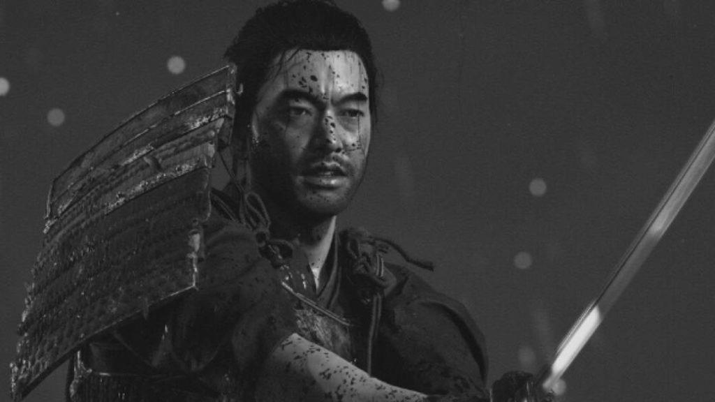 Ghost of Tsushima: explain how they designed the black and white mode (Kurosawa)