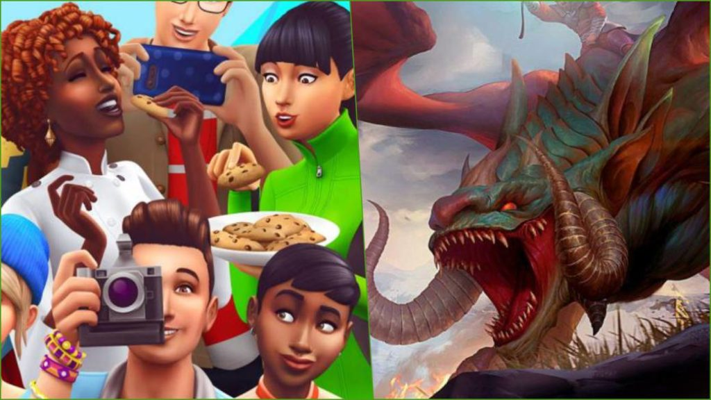 Play The Sims 4 and Citadel: Forged with Fire on Xbox One for free until July 13