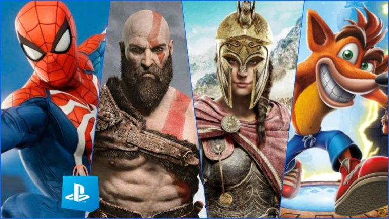 PS4 Deals: Half-Price Spider-Man, God of War, Assassin's and More