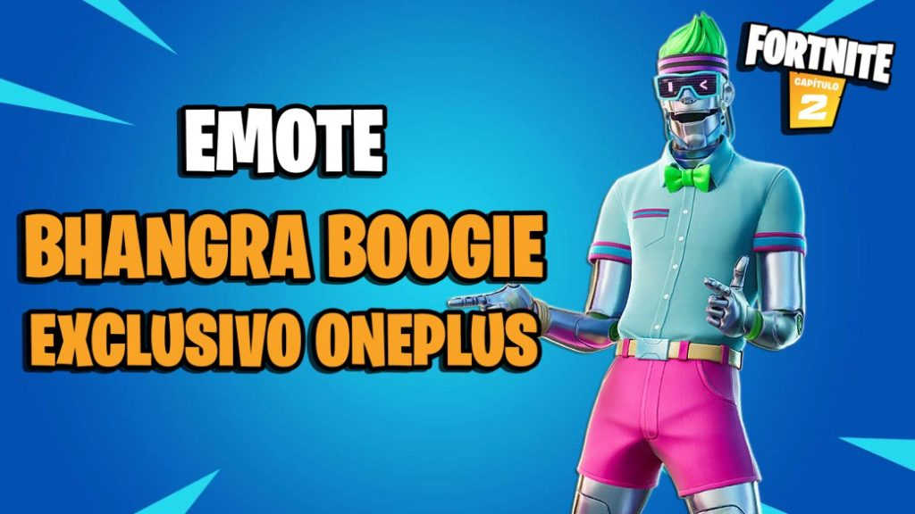 Fortnite and OnePlus: how to get the Bhangra Boogie dance free