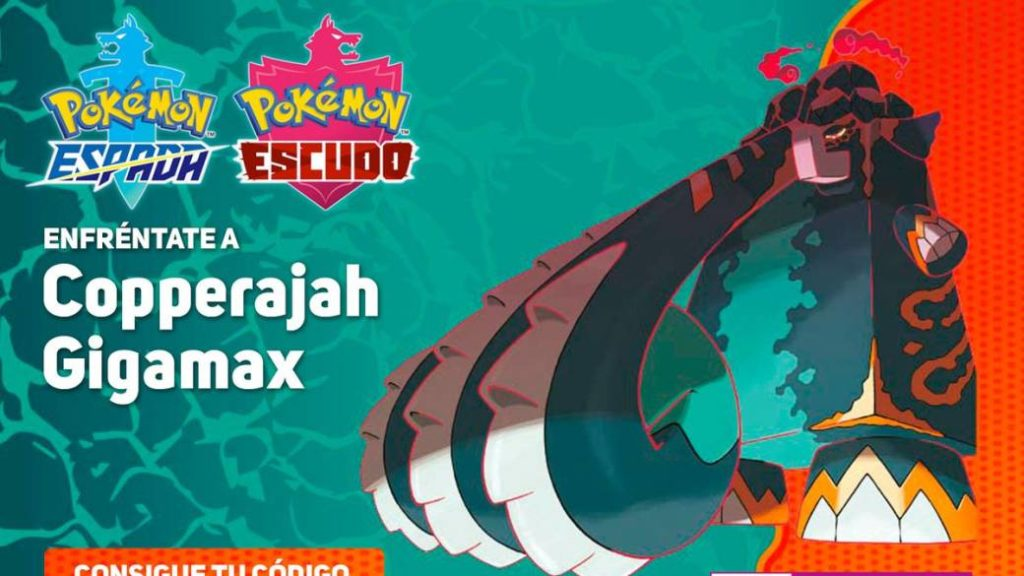 How to get Copperajah Gigamax for free in Pokémon Sword and Shield