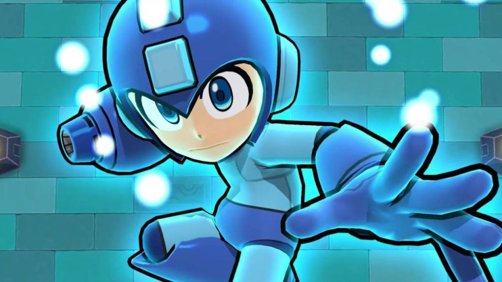 Mega Man VR: Targeted Virtual World !!, first trailer of the game for Virtual Reality