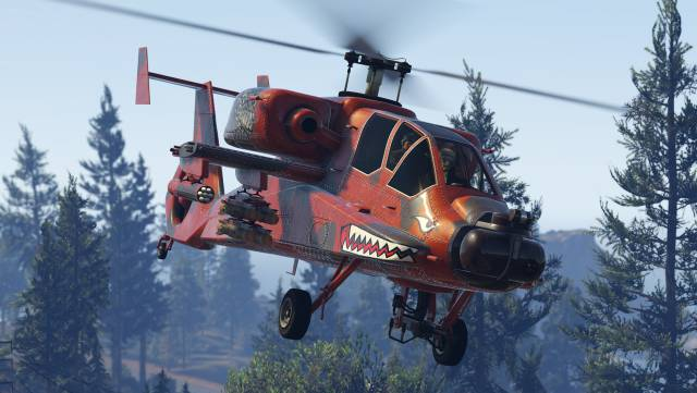 GTA Online: Driver's Week with great rewards, discounts and more