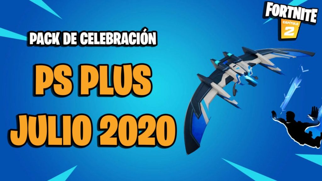 Fortnite: PlayStation Plus Celebration Pack July 2020 Now Available