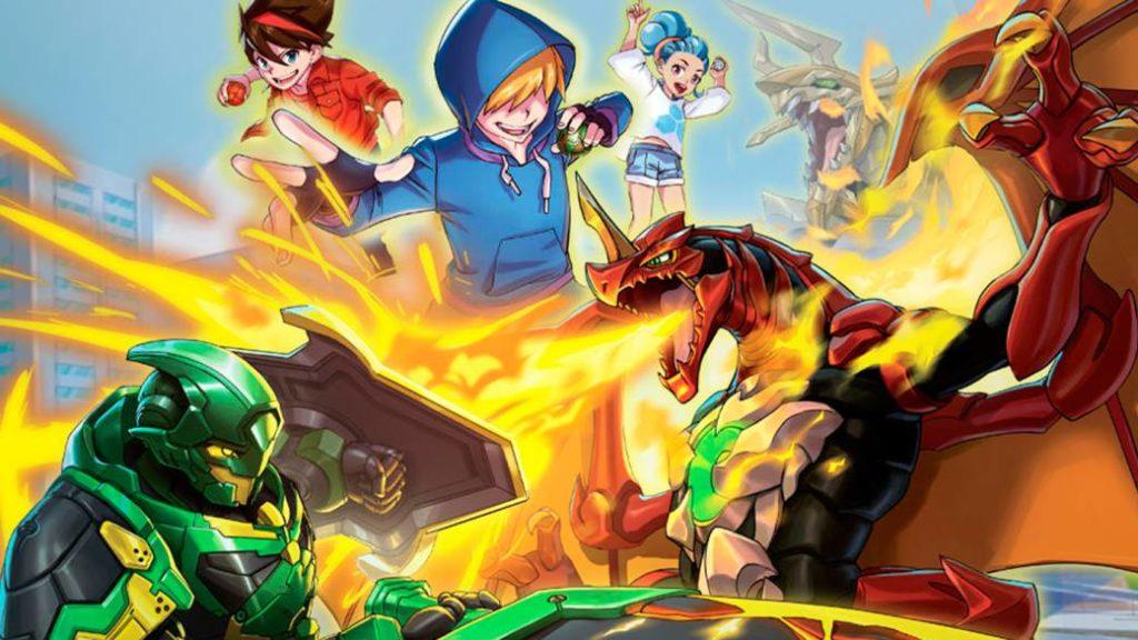 Bakugan: WayForward Champions of Vestroia is the new Switch exclusive