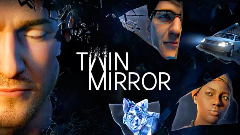 Twin Mirror, prints; the new episodic adventure from Dontnod Entertainment