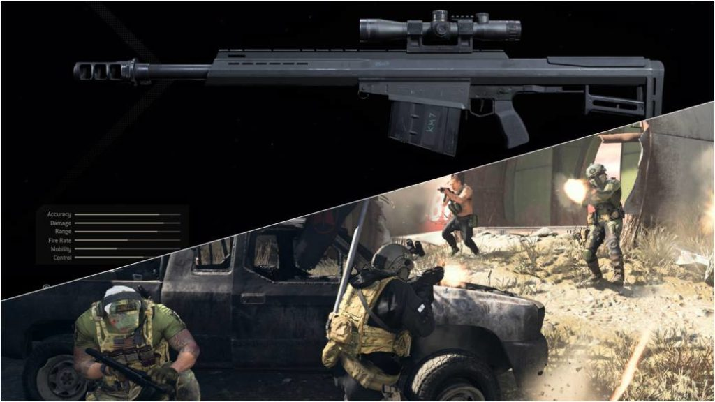 Call of Duty: Warzone fixes response UAV; changes to the Rytec AMR