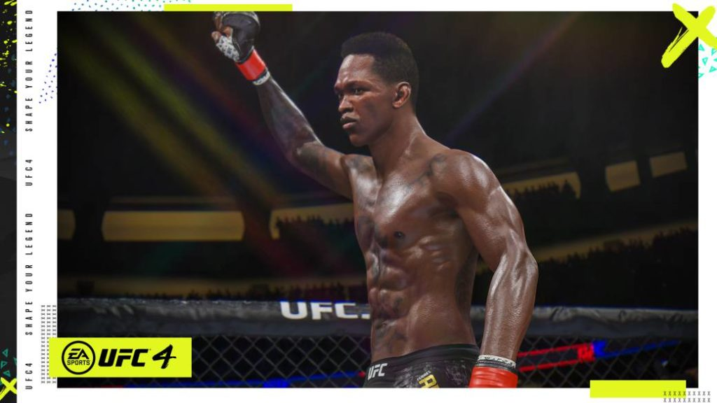 EA Sports UFC 4 is announced