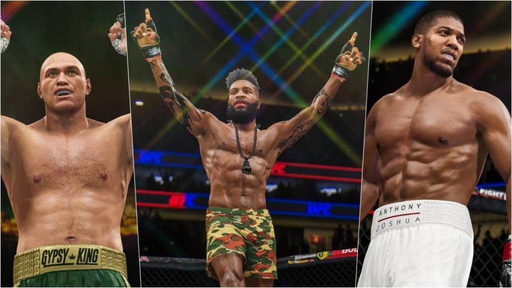 UFC 4 confirms its launch in August; guest fighters revealed