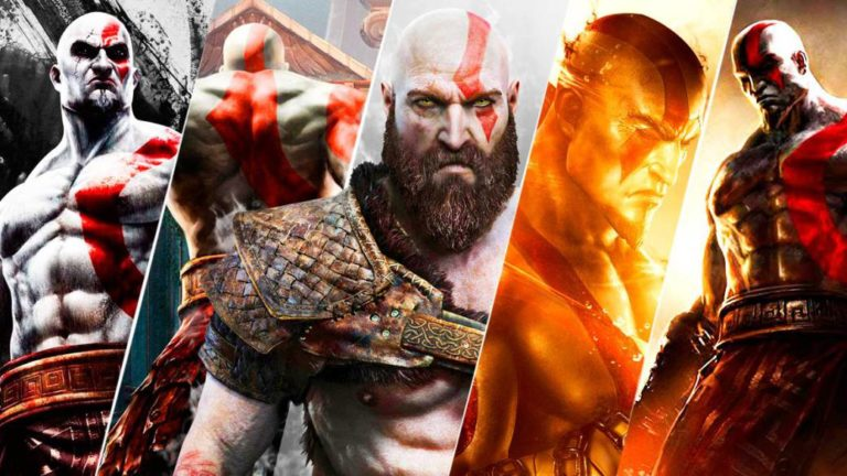 God of War; the best games in the saga - top 7