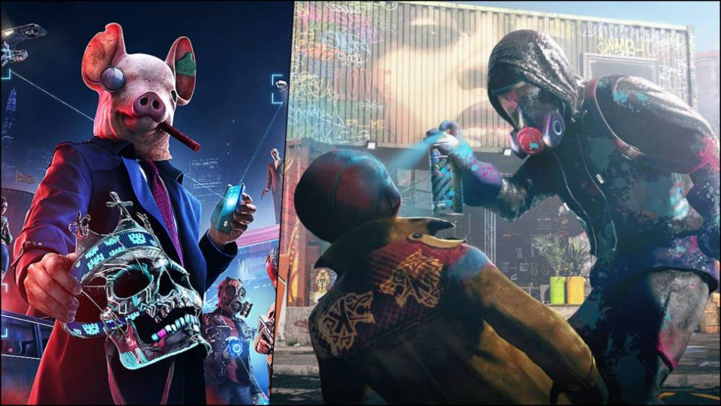 Watch Dogs Legion takes control of London in a new gameplay; confirmed date