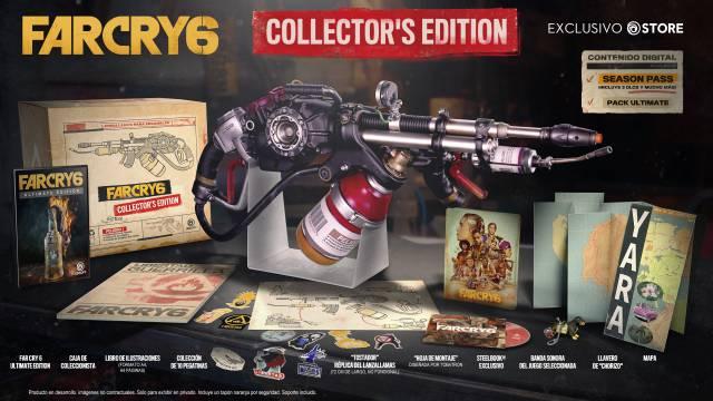 Far Cry 6, Collector's Edition