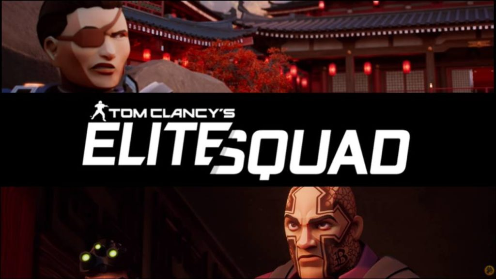 Tom Clancy's Elite Squad comes out in August on iOS and Android mobiles