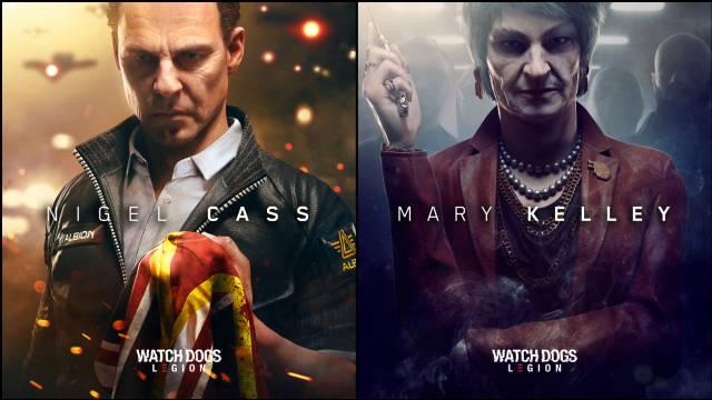Watch Dogs Legion impressions ubisoft forward ps5 xbox series x ps4 xbox one pc