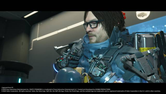 Death Stranding analysis pc port rtx performance
