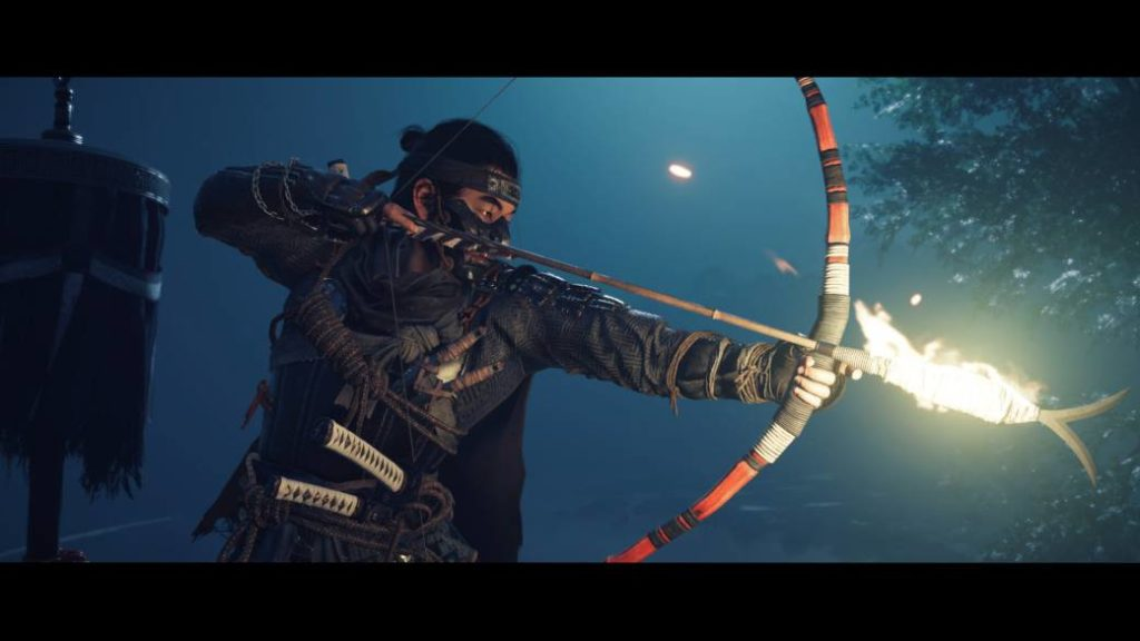 Ghost of Tsushima debuts its launch trailer