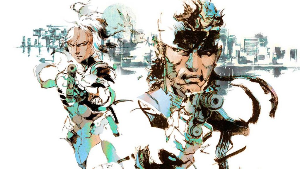 Metal Gear Solid 2 A Postmodern Vision